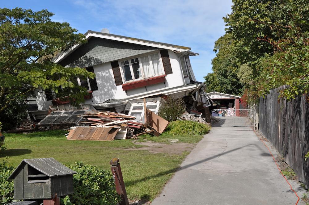 earthquake insurance Grand Blanc MI
